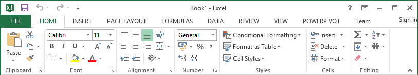 Learning Microsoft Excel 101