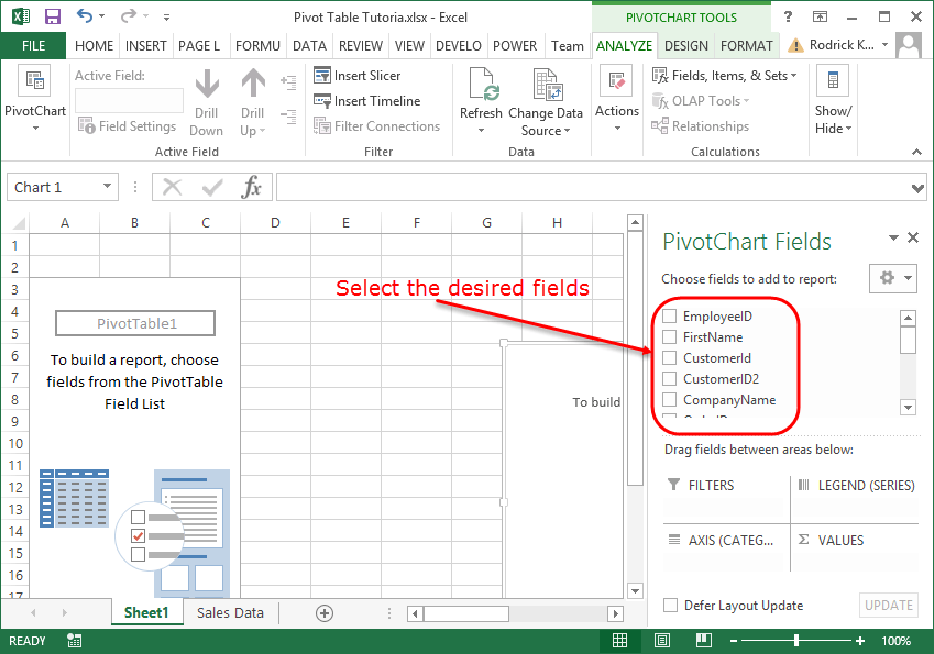 excel for beginners tutorial pdf