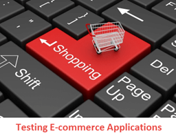 How to Test an Ecommerce Applications