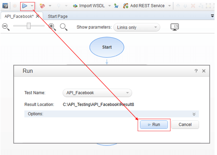 API Testing using HP UFT/QTP