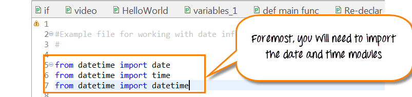 Python date and time in Brisbane