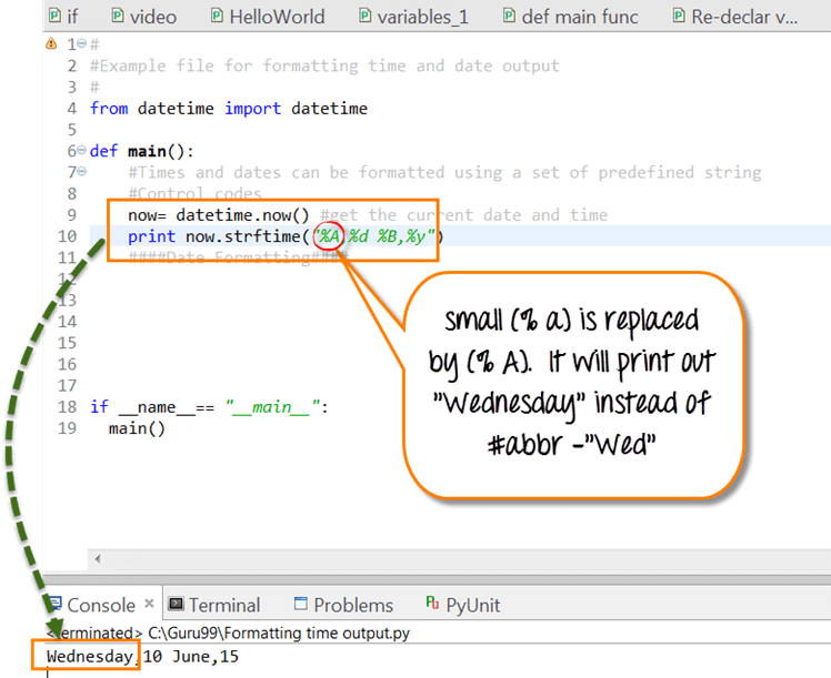 datetime - How to get current time in Python - Stack Overflow