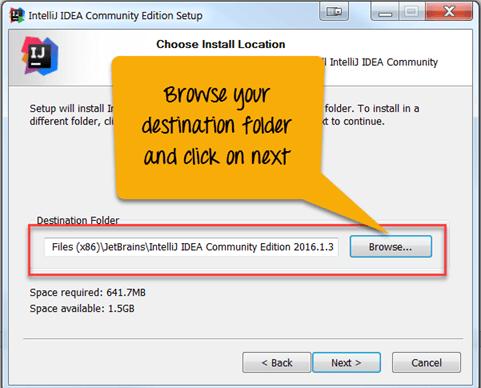 How to use IntelliJ IDEA & Selenium Webdriver