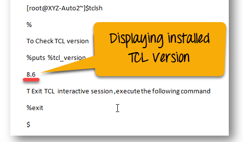 TCL TK Tutorial: Tool Command Language