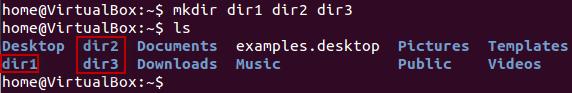 Directory Manipulation in Linux/Unix