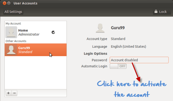 Linux/Unix User Administration Tutorial: adduser, usermod