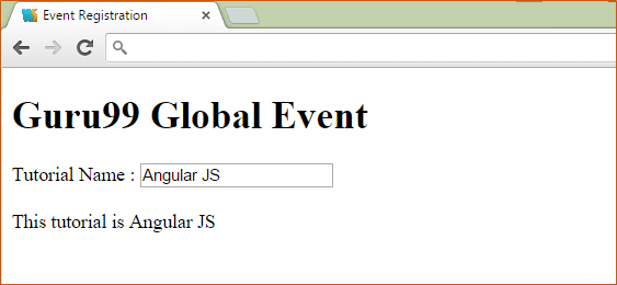 AngularJS Controller Tutorial with Example