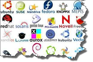 Linux operating systems or Distributions