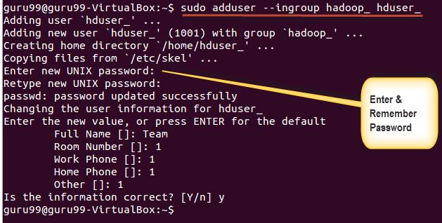 hadoop setup tutorial