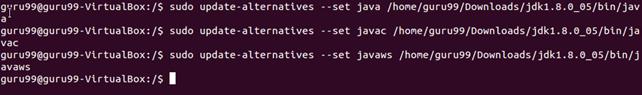 Cách cài đặt Java trên Ubuntu