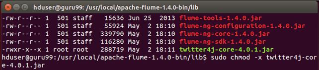 Create Your First FLUME Program - Beginner's Tutorial