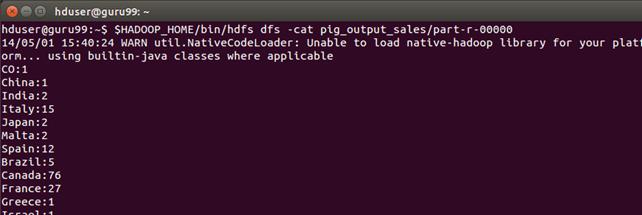 Hadoop PIG Tutorial: Introduction, Installation & Example