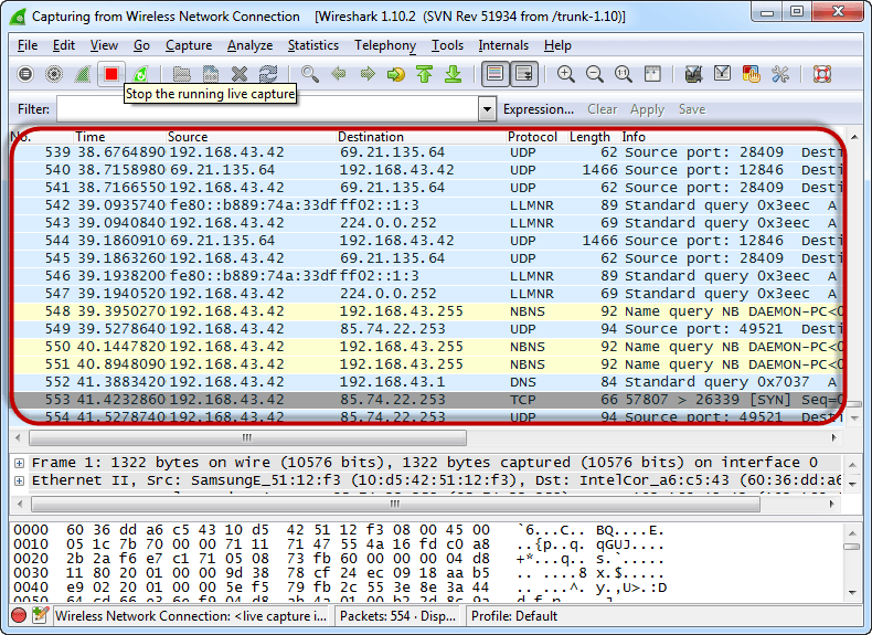 Wireshark Tutorial: Network & Passwords Sniffer