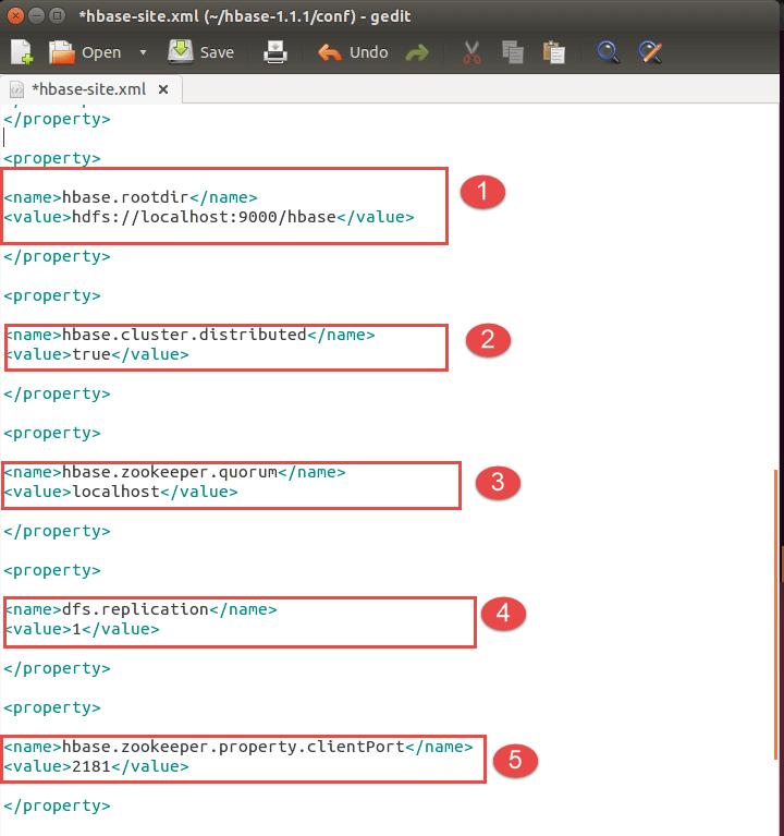 Apache HBase Pseudo Distributed Mode Installation