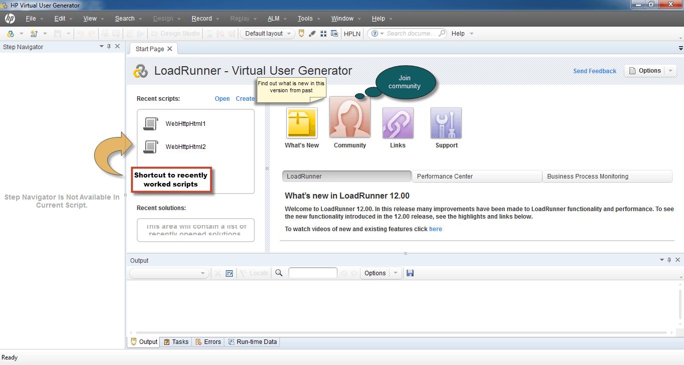 Understanding VUGen in LoadRunner