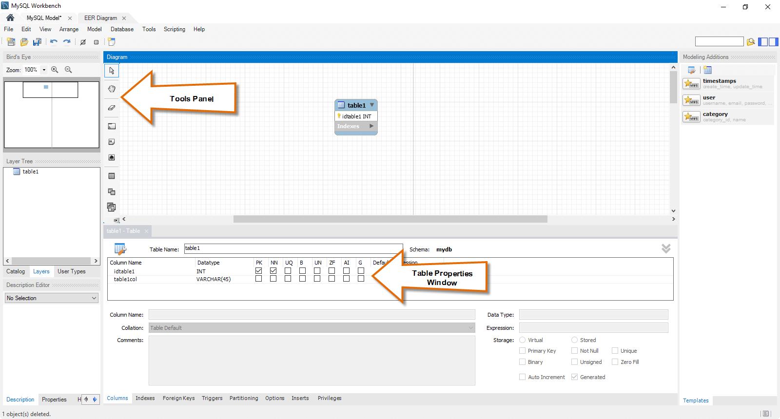 MySQL Workbench教程和MySQL简介
