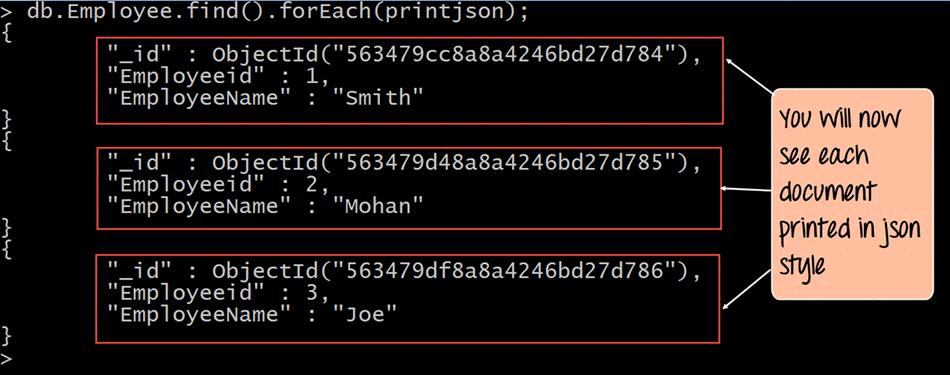 Add MongoDB Array using insert()