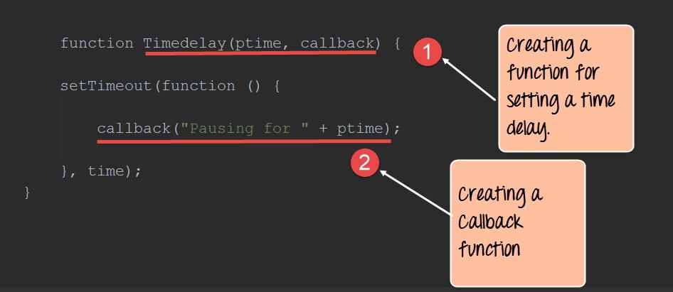 Node.js Generators & Compare with Callbacks