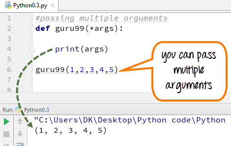 Python Functions Tutorial - Define, Call, Indentation & Arguments