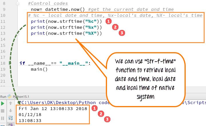 Python Date & Time Tutorial: Timedelta, Datetime, & Strftime