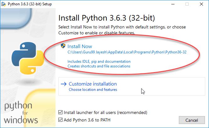 How to Install Python on Windows