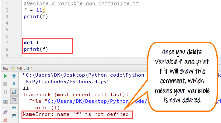 Python Variables: How to Define/Declare String Variable Types