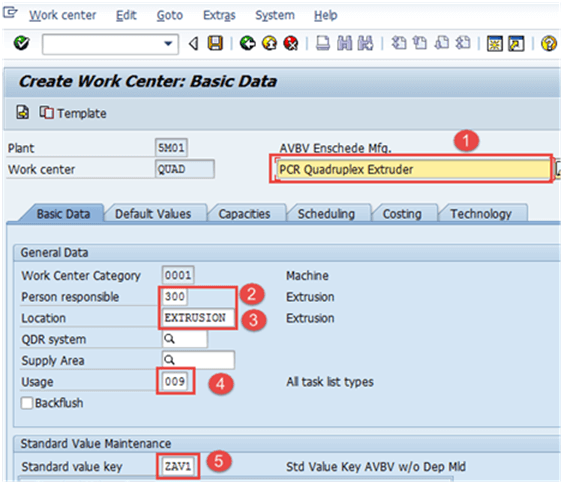 sap pp master data pdf