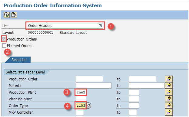 SAP PP Reports Tutorial: COOIS, MB52, CS15, CS12