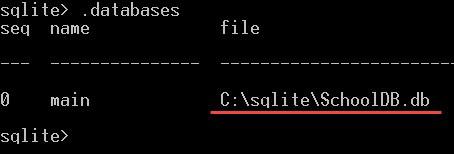 Sqlite Database Tutorial