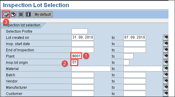 How to do Result Recording in SAP