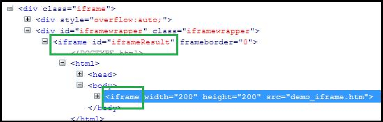 Handling iFrames in Selenium Webdriver: switchTo()