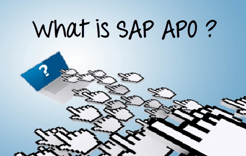 Overview of SAP APO