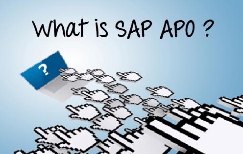 What is SAP APO