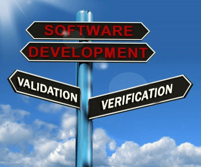 Resultado de imagen para software verification and validation