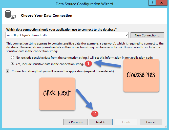C# Database Connection Tutorial with Example
