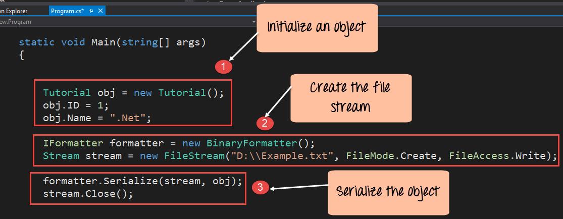 C# File Operations