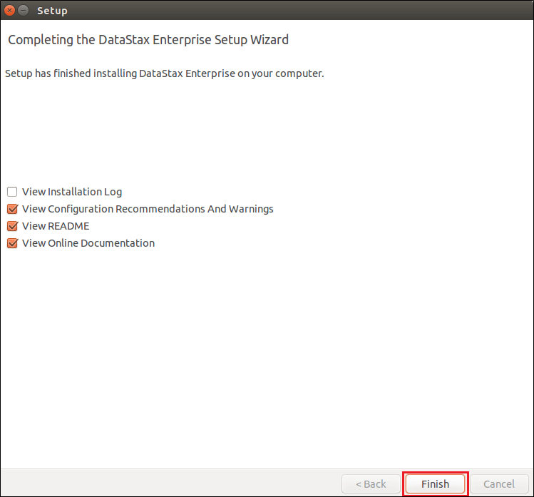 How to Install Cassandra Cluster on Linux