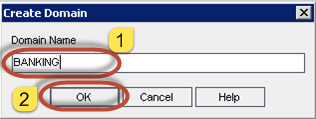 Create a Domain, Project, User in HP ALM