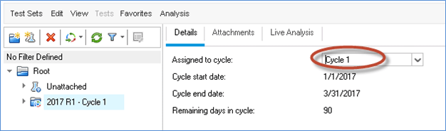 Working with Test Lab in HP ALM