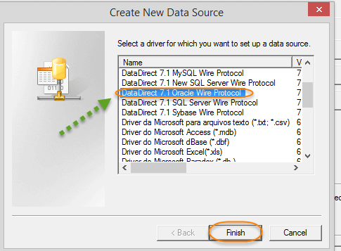 Steps to Import Source Table in Source Analyzer