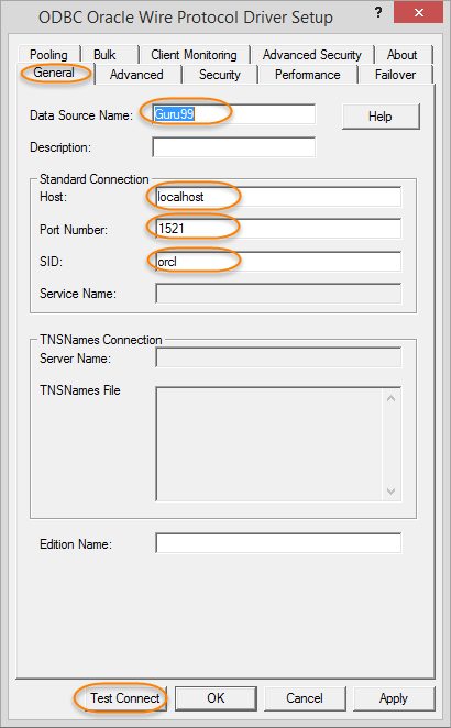 Process to Import Source Table in Source Analyzer