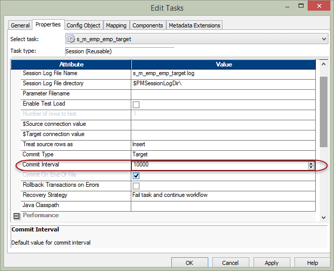 Session Properties in Informatica: Complete Tutorial