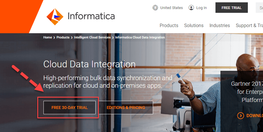 How to Download & Install Informatica PowerCenter