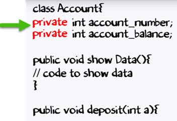 bank deposit program in java