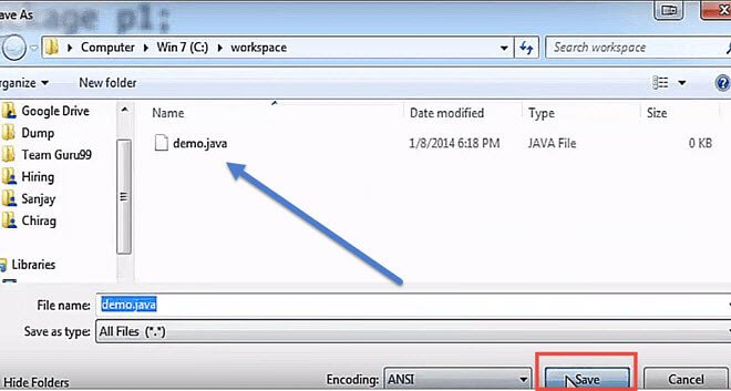 How to Create PACKAGE in Java: Learn with Example Program