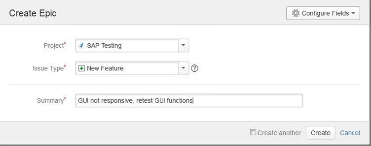 how to create a new user in jira