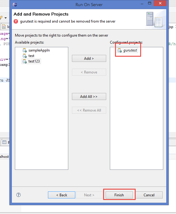 How to Run JSP Program on Jboss Server in Eclipse