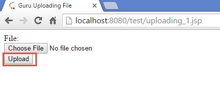 JSP File Upload & File Download Program Examples