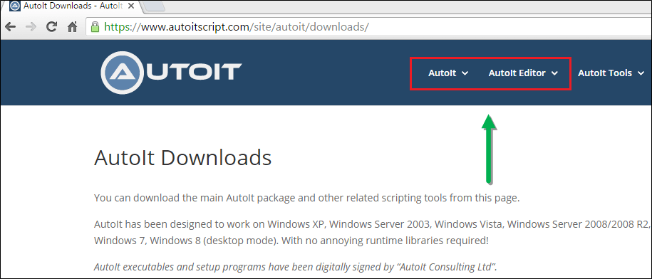 How to use AutoIT with Selenium