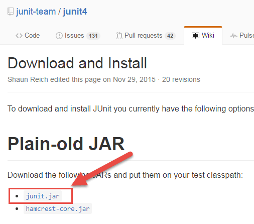 How to Download and Installation JUnit